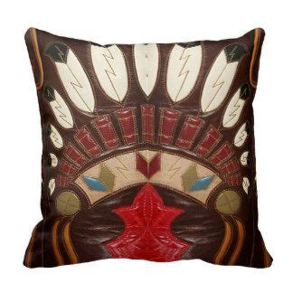 western decorative pillows western pillows western style leather look throw pillows