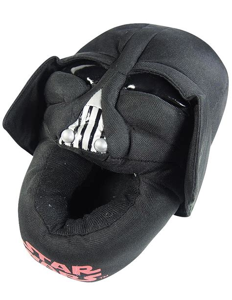 darth vader slippers wars boys darth vader slippers black