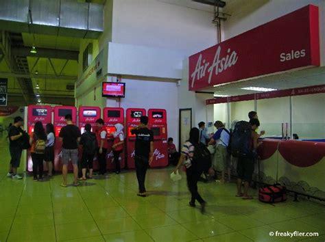 Airasia Terminal | review klia lcct kuala lumpur international airport low