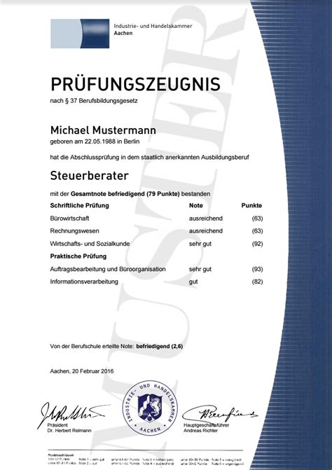 Mba Unterschied Master by Ihk Pr 252 Fungszeugnis Kaufen Pr 252 Fungszeugnisse Kaufen