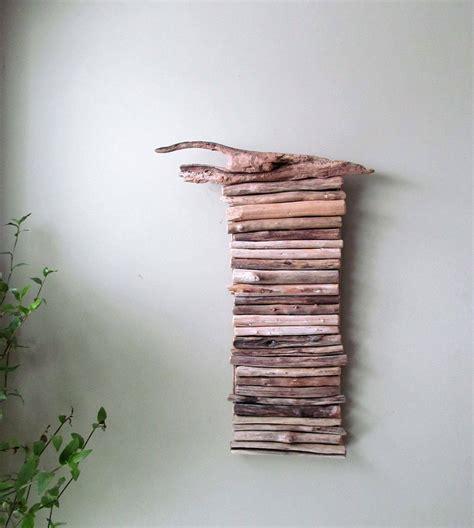 creating nice  smart ideas  driftwood wall art