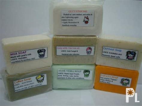 Gluta Milk Soap soaps glutathione milk protein oatmeal papaya