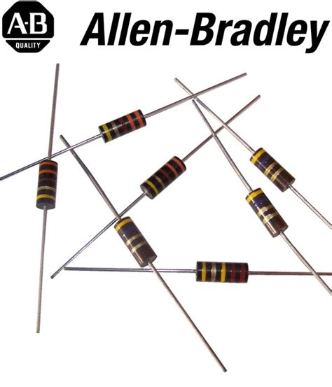 allen bradley resistors allen bradley hifi collective