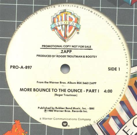 zapp more bounce to the ounce zapp more bounce to the ounce at discogs