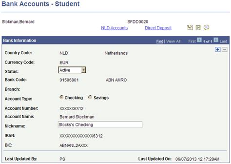 student bank accounts setting up and managing student bank accounts