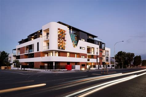 Appartments In Perth by Fringe Apartments In Perth E Architect