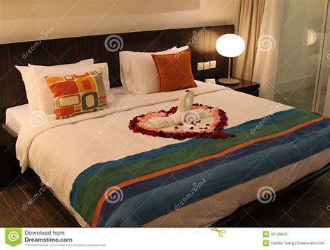 honeymoon bed honeymoon bed stock image image of hotel heartbeat