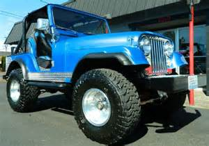 1976 jeep cj ebay