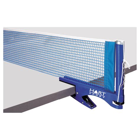 hart premium net and post set table tennis nets