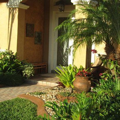 miami landscape front yard designer design pictures