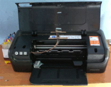 Printer Hp Tinta Luar cara infus hp d 2466 berbagi ilmu