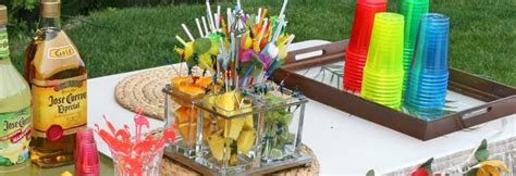 Mexican Decorating Ideas For Home hawaiian party hawaiian party decorations hawaiian