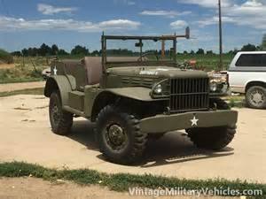 finally ready 1942 dodge command car wc 56 vintage