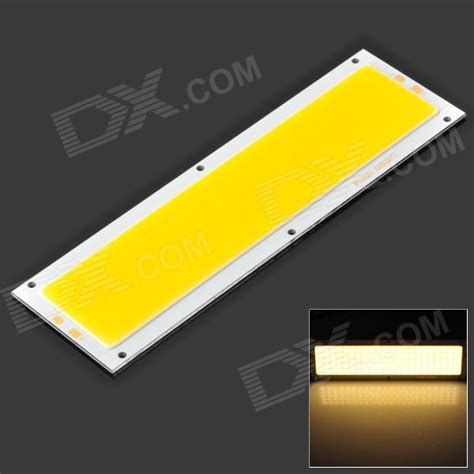 Diy Led Light Bulb Diy 7w 630lm 3200k Warm White Light Led Flat Module 10 13v Free Shipping Dealextreme