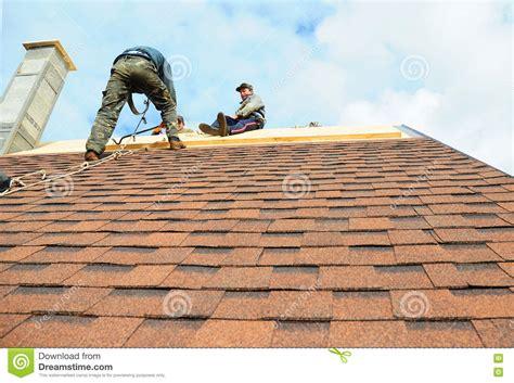 kiev ukraine october   roofing contractors