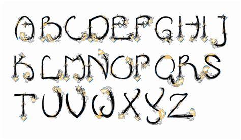 Decorative Font by Decorative Font Exles Www Pixshark Images
