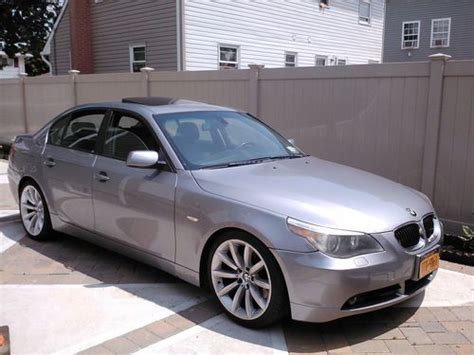 how to work on cars 2004 bmw 545 lane departure warning purchase used 2004 bmw 545i sport 6 speed manual 19 quot wheels grey xenon premium sound in baldwin
