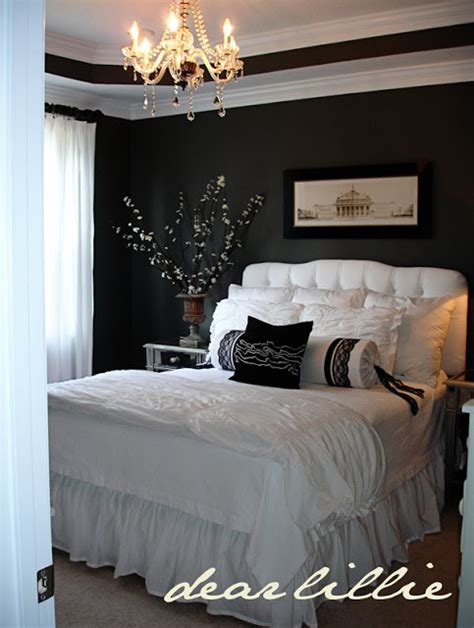 charcoal grey bedroom ideas dear lillie sprucing up our master bath