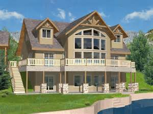 purcell lake rustic home plan 088d 0259 house plans and more