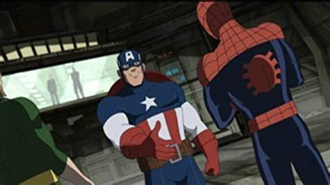 ultimate spider man tv series