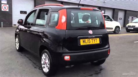 Fiat Panda Puts Osama Out Of Work by Fiat Panda Easy Black 2015