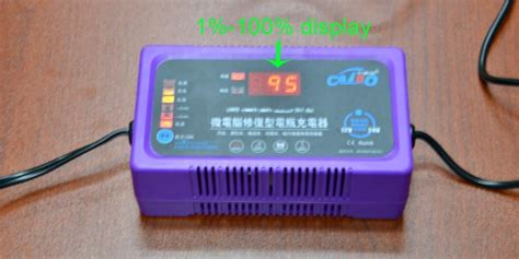 Smart Fast Car Battery Charger Charger Aki 24v Merk Suoer auto car battery charger dc 12v 24v smart universal rechargeable repair battery tender