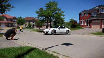 Porsche In Driveway Great Direct Mail Puts A Porsche In Your Driveway