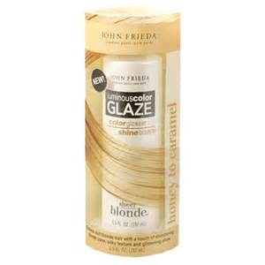 hair color glaze 9 frieda sheer luminous color glaze honey