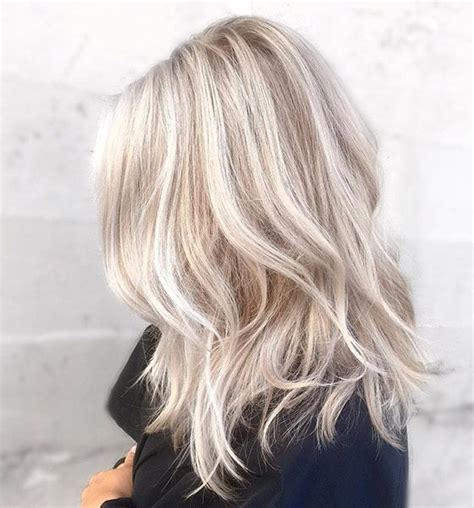 unique shades of blonde best 25 cool blonde hair ideas on pinterest cool blonde