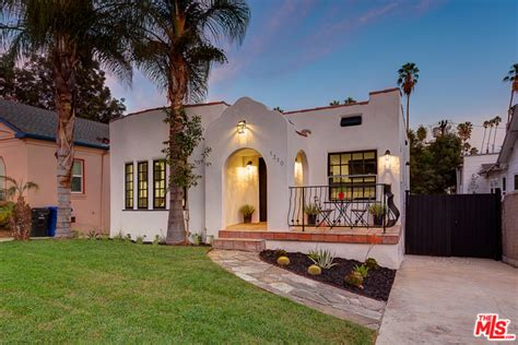 classic house sles 1922 classic spanish house in los angeles for sale