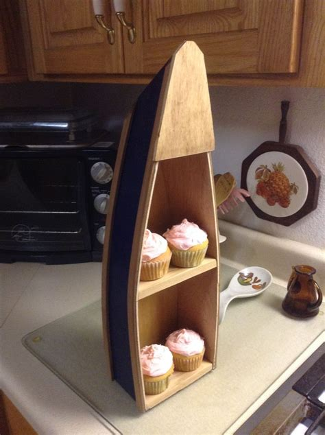 boat shelf for cupcakes 9 best images about unique gifts on pinterest cherries