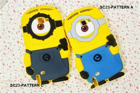 Casing Hp Samsung Grand 2 Despicable Me Minion Custom Hardca my favor sc23 despicable me minion samsung galaxy note 1 handphone cover