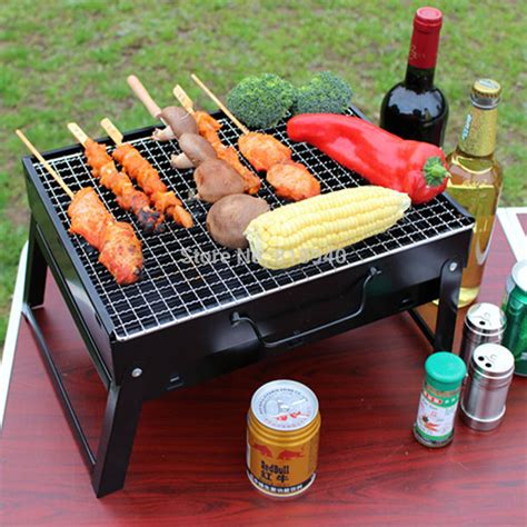 Barbecue Portable Charbon 6271 by Barbecue Table Charbon