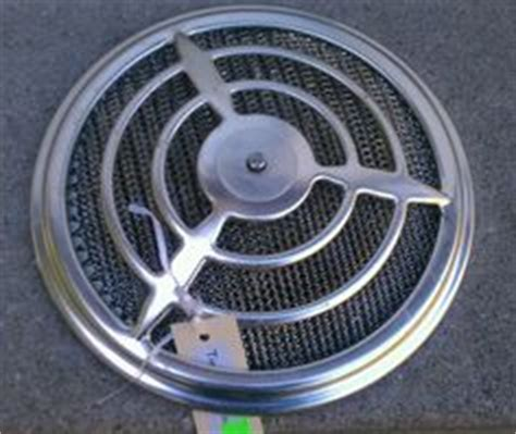 emerson pryne exhaust fan grille covers big find nos chrome emerson pryne exhaust fan grille