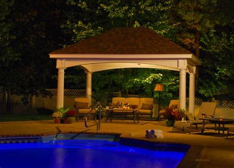 pergolas pavilions gazebos  fix ugly pools phoenix az