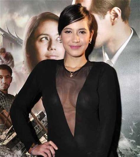 Celana Loreng Luar Negeri top foto artis luar negeri memakai baju transparan indolah
