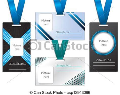 design name tag cdr eps vectors of name tag designs name tag design set of