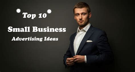 top 10 small business advertising ideas