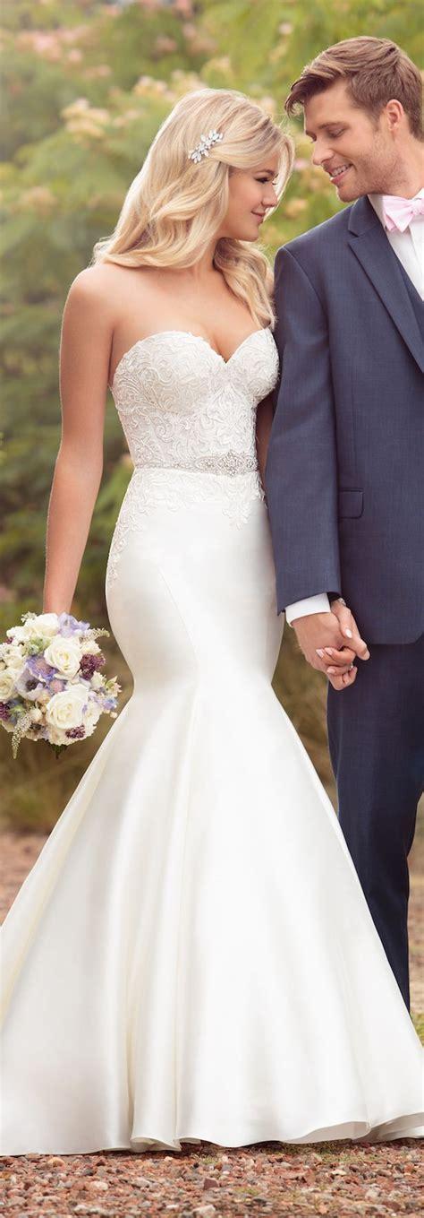 Brautkleider Meerjungfrau by Best 25 Mermaid Wedding Dresses Ideas On