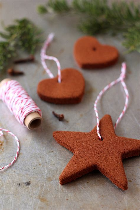 diy cinnamon ornaments fun crafts kids