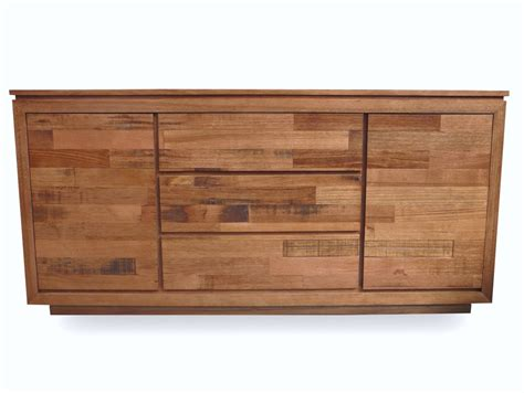 rosebay rustic tasmanian oak buffet cabinet