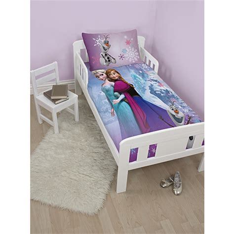 junior bedding sets disney frozen junior duvet set toddler bedding asda direct