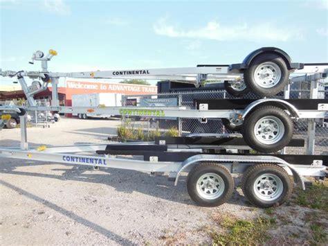 four winns boat trailer wheel bearings boat trailers advantage trailer company new used