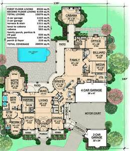 large estate house plans plan w36323tx corner lot european luxury house plans