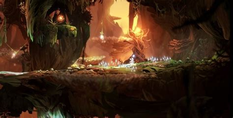 Kzumi Set Ori By Balimo ori and the blind forest stunning new gameplay trailer