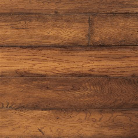 Prefinished Oak Hardwood Flooring Shop Easoon Diy 4 87 In W Prefinished Oak Locking Hardwood Flooring Topaz At Lowes