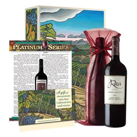 platinum wine club christmas gifts for boyfriend