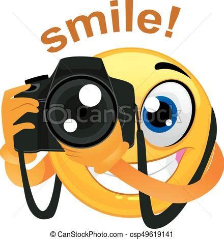 clipart macchina fotografica emoticon fotografo smiley macchina fotografica presa a