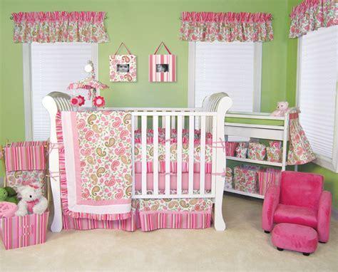 trend lab 101553 paisley park 3 crib bedding set