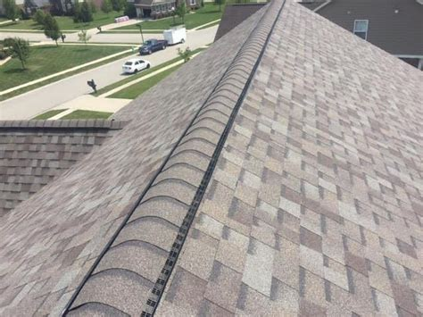 Attic Roof Vents - ridge vent roof ventilation in indiana greater